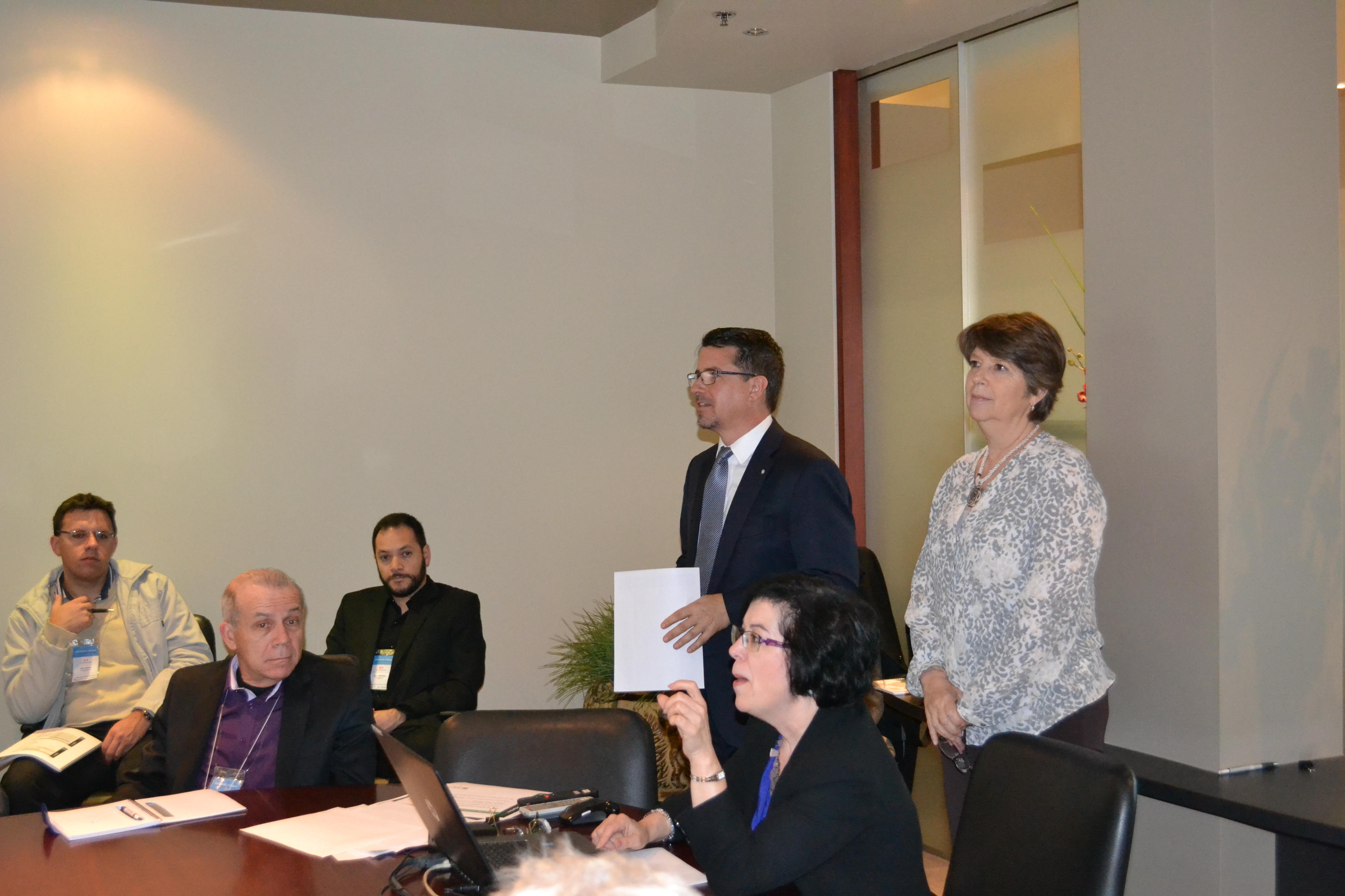 Executive training Confebras novembre 2016